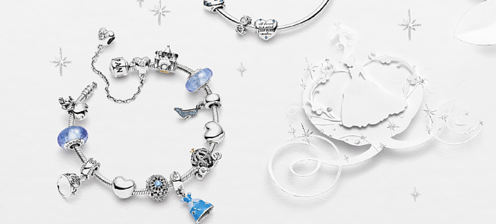 71e52dce2 Disney Charms Fit for a Princess!